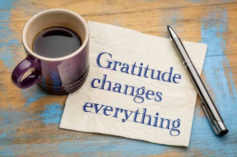 Healing Power of Gratitude