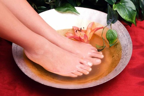 Your Best Foot Forward: Ayurvedic Foot Care