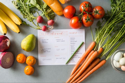 Meal Planning Strategies for Fall Sanity