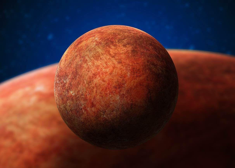 Картинки с планетой меркурий