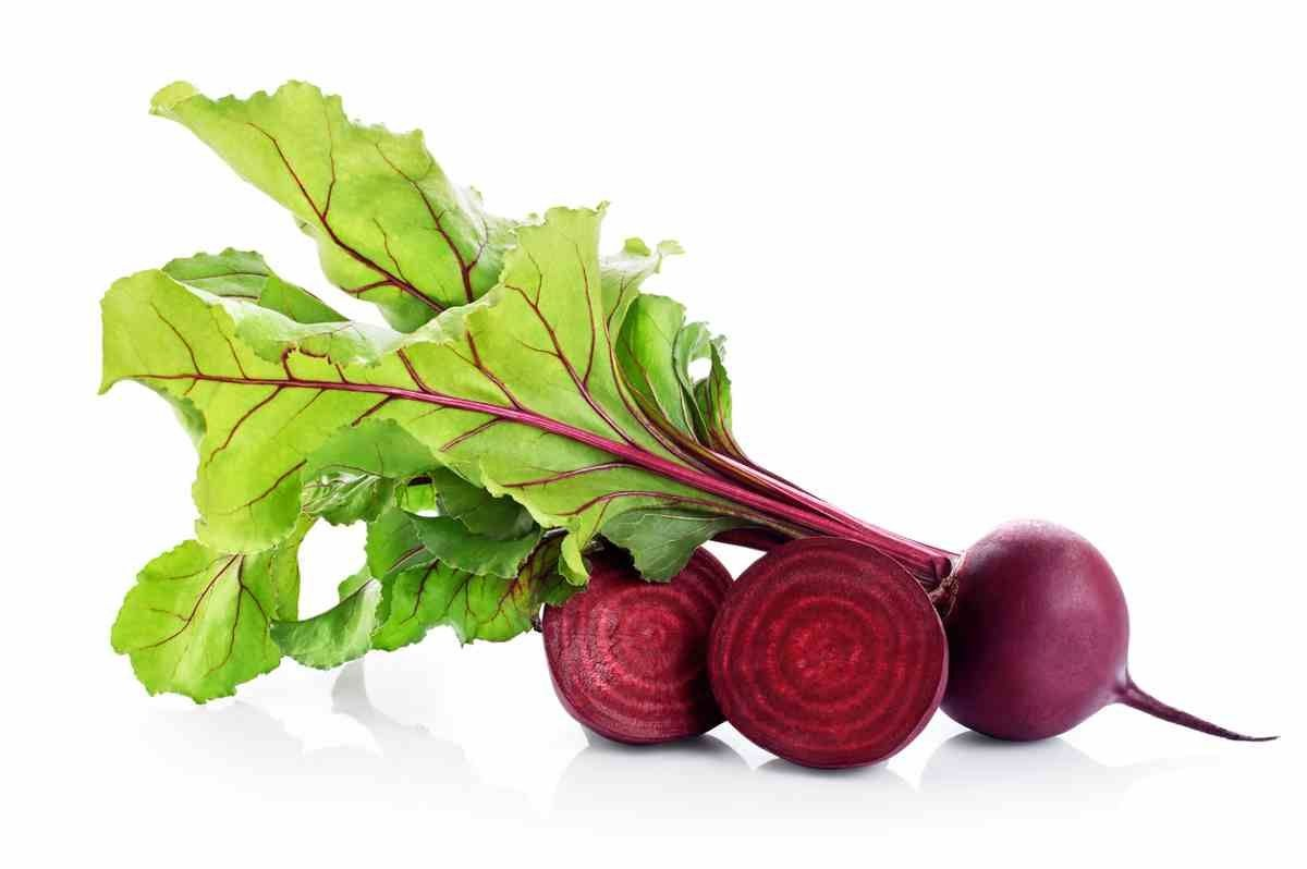 For Valentine's Day, I'm enchanted with red… beets!