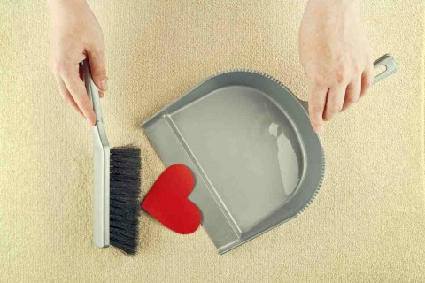 Spring Cleaning Your Heart (and Home)