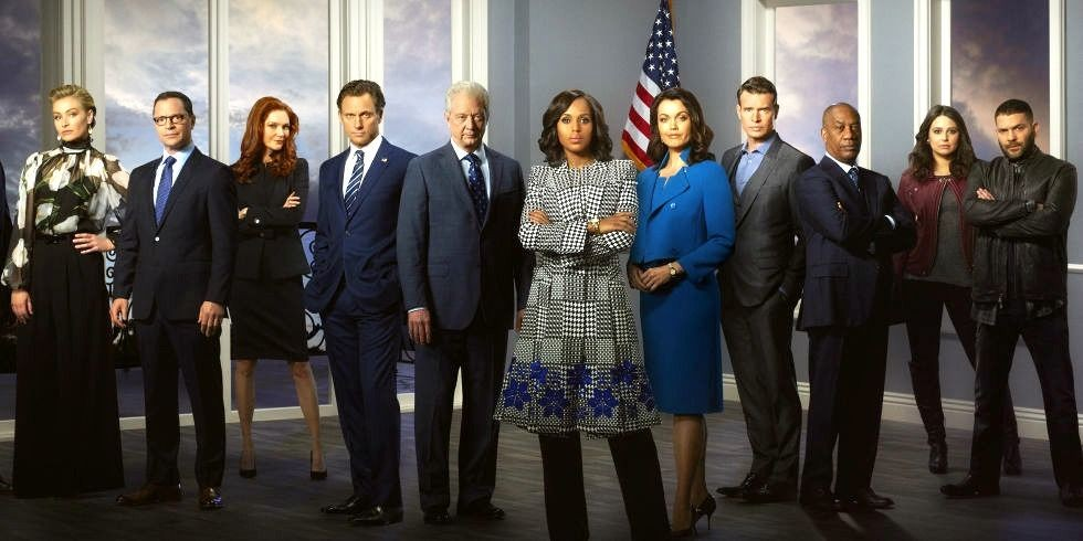 What SCANDAL Taught Me About Politics and Power!