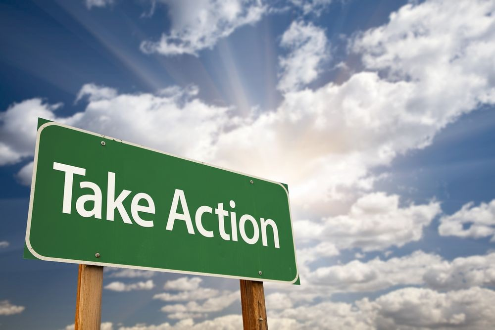 Get Motivated By Learning the Importance of Taking Action