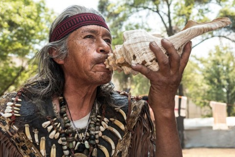 prehispanic-mexican-healer-called-curandero-picture-id667584228