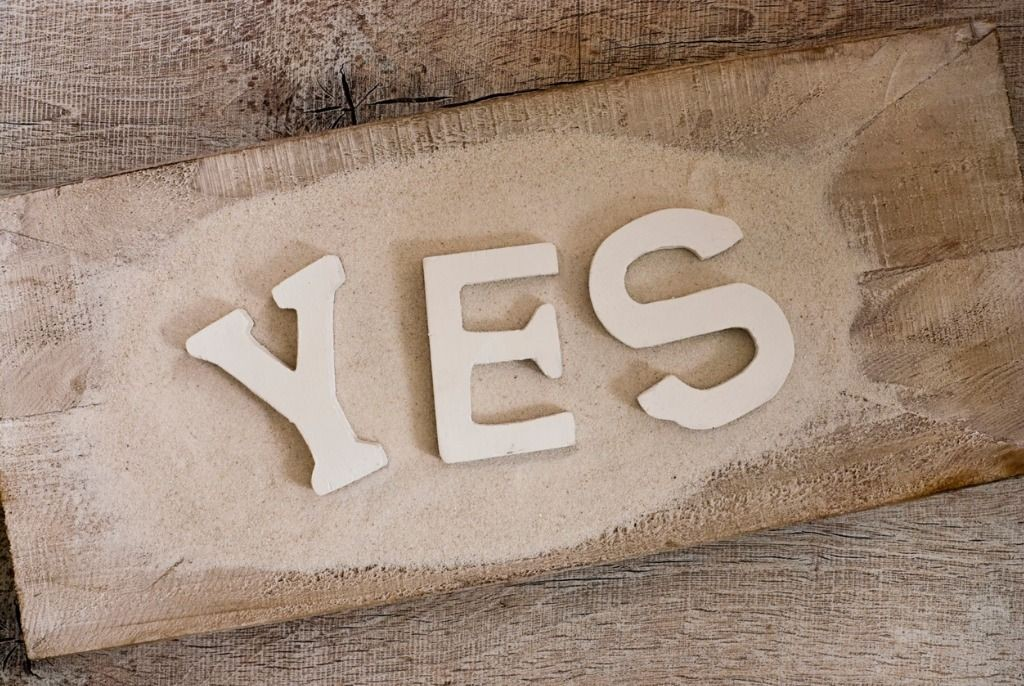 "Saying ""Yes"" – Meeting Your Edge and Softening"