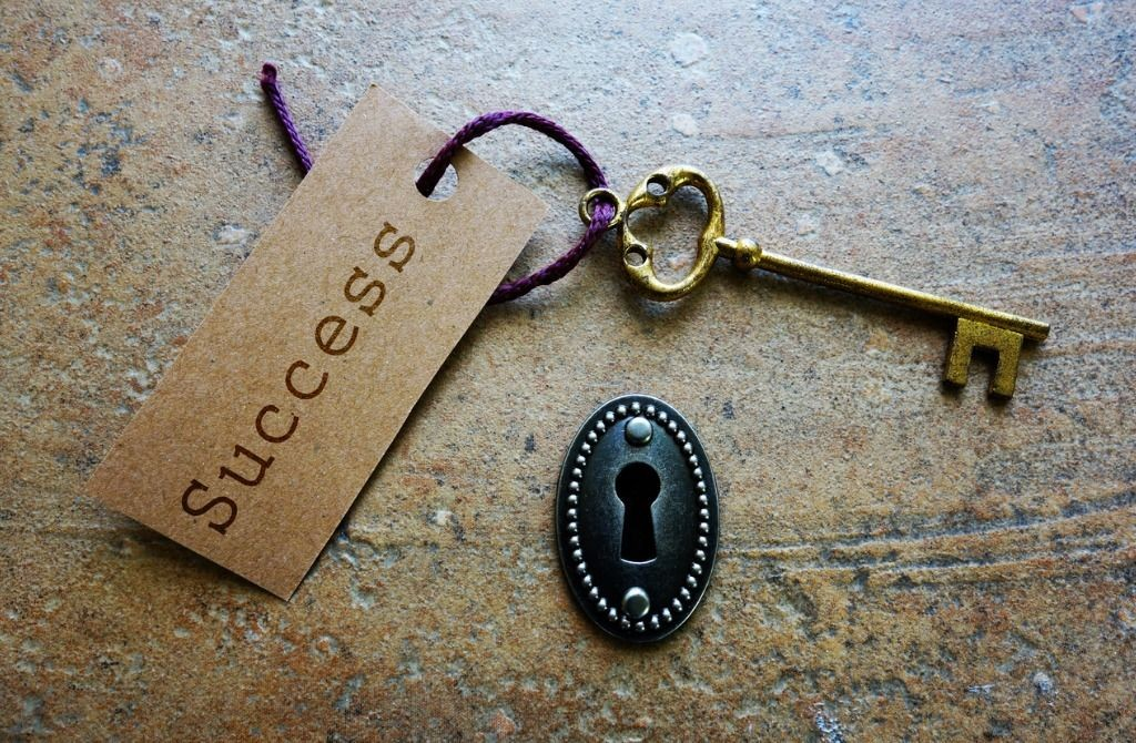 The Secret Key To Success and Getting Things Done