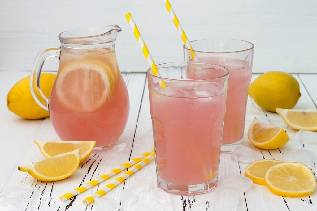 The Pink Lemonade Solution