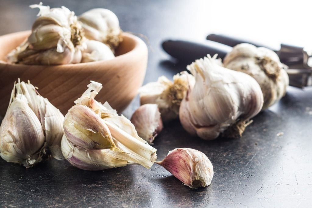 The flavors and superpowers of garlic!