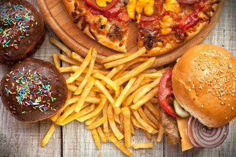 fast-food-set-picture-id475895644