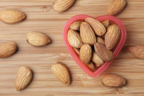almonds for the heart