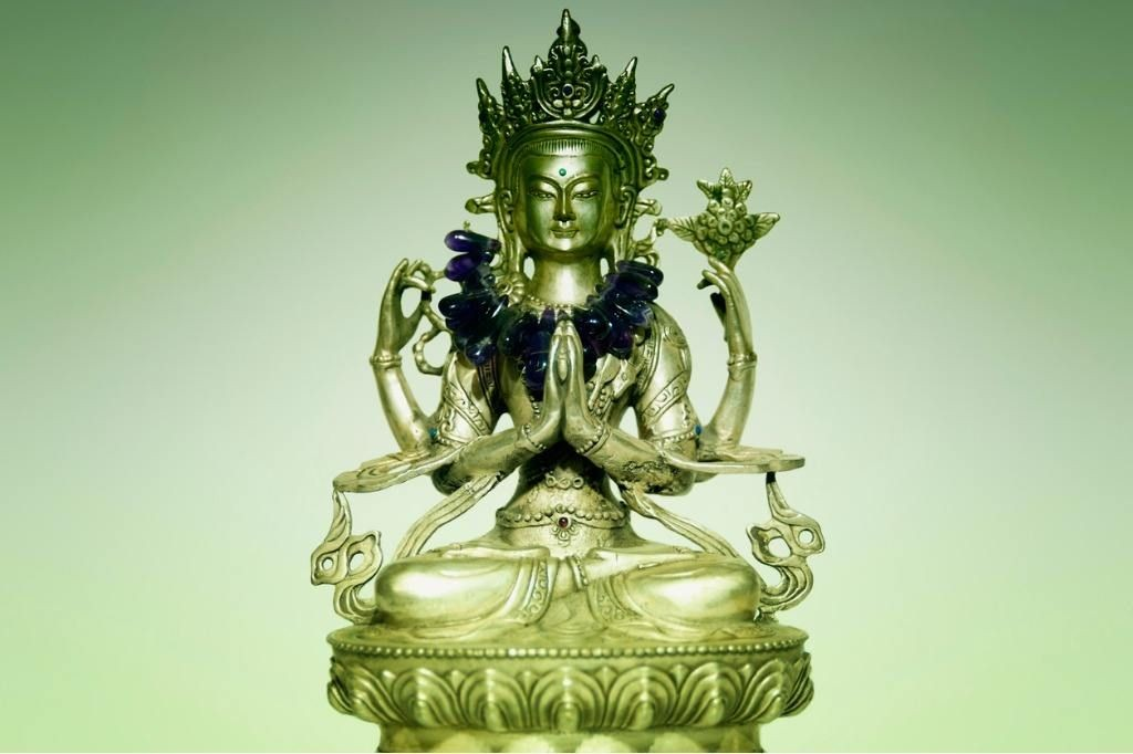 Take a Spiritual Selfie & Lessons from the Goddess Green Tara