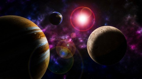 fantasy-space-planets-illustration-picture-id906828916