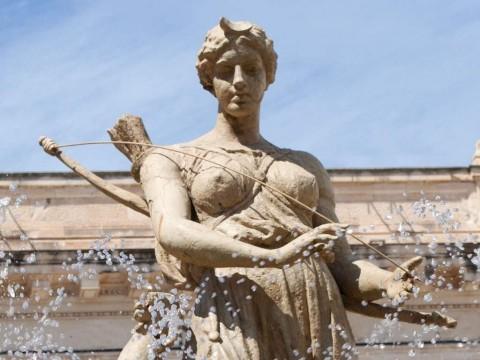 goddess Artemis