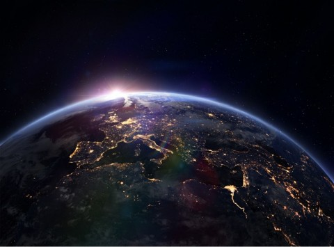 earth-night-space-picture-id1070110506