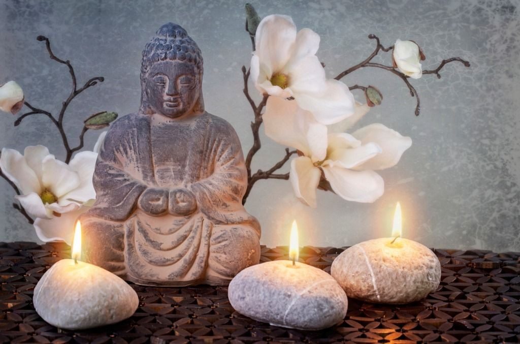 Mahasati hand meditation practice for stress
