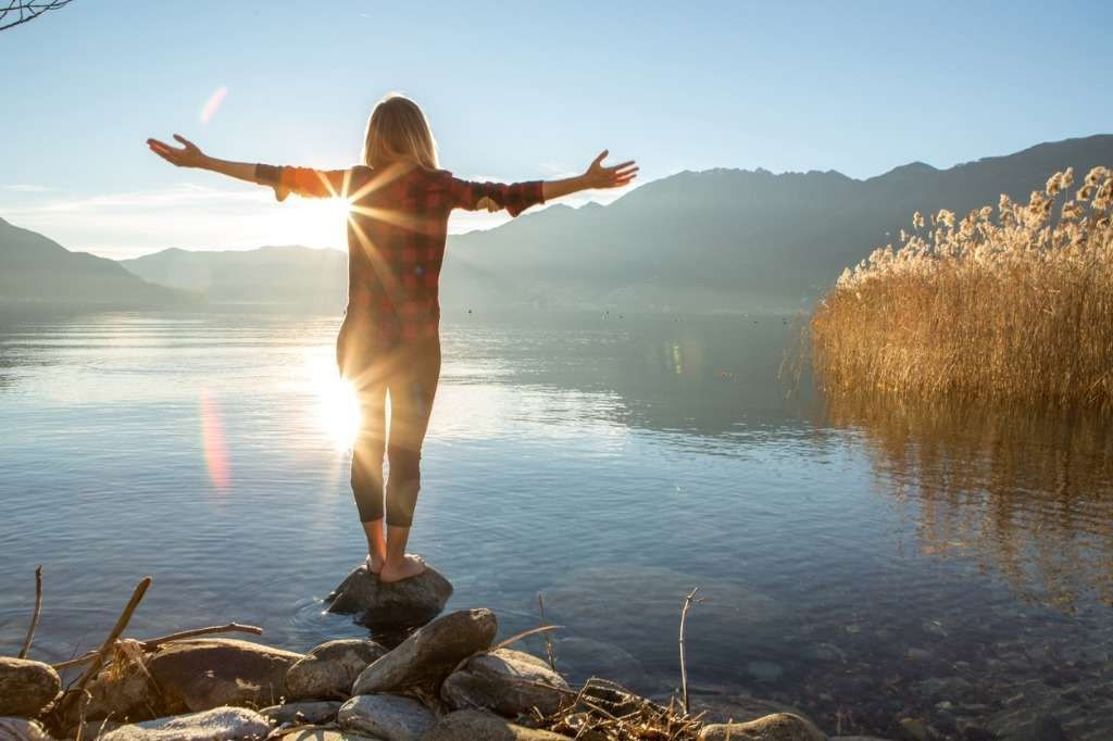 How can we balance suffering and joy in our lives?