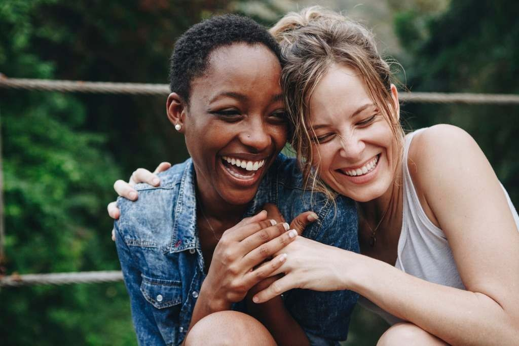 How can we find humor through meditation?