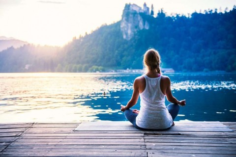 meditationbylake