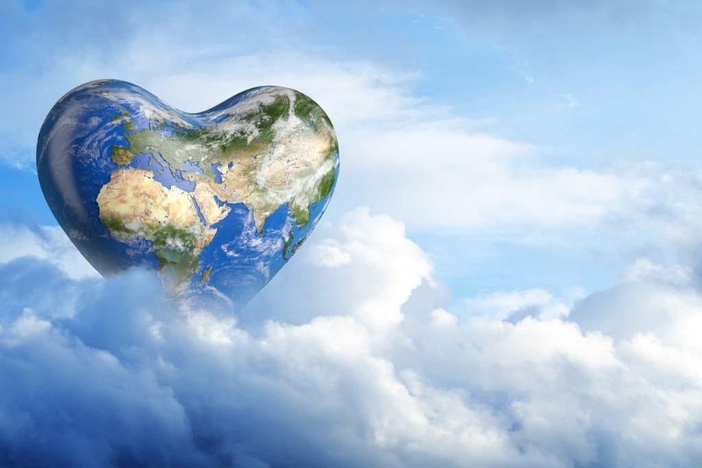 сердечко из земли картинка буддизма индии