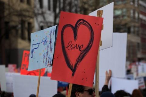 loveprotestsign