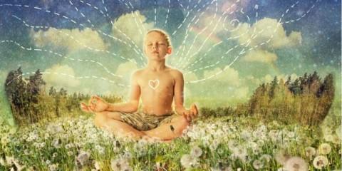 meditating-guru-boy-picture-id1015300864