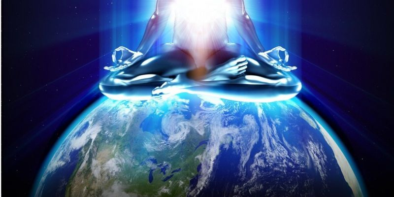 meditation-on-earth-picture-id187047285