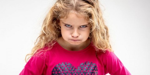 preteen-sulky-girl-making-angry-face-picture-id858144868
