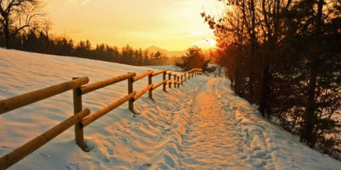 winter-sunset-picture-id182446605