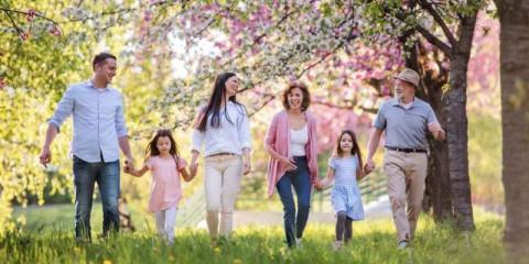 three-generation-family