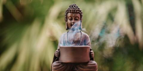 Buddhapose