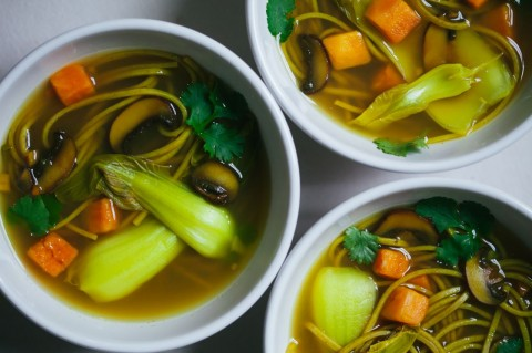 No-Recipe Healing Soup